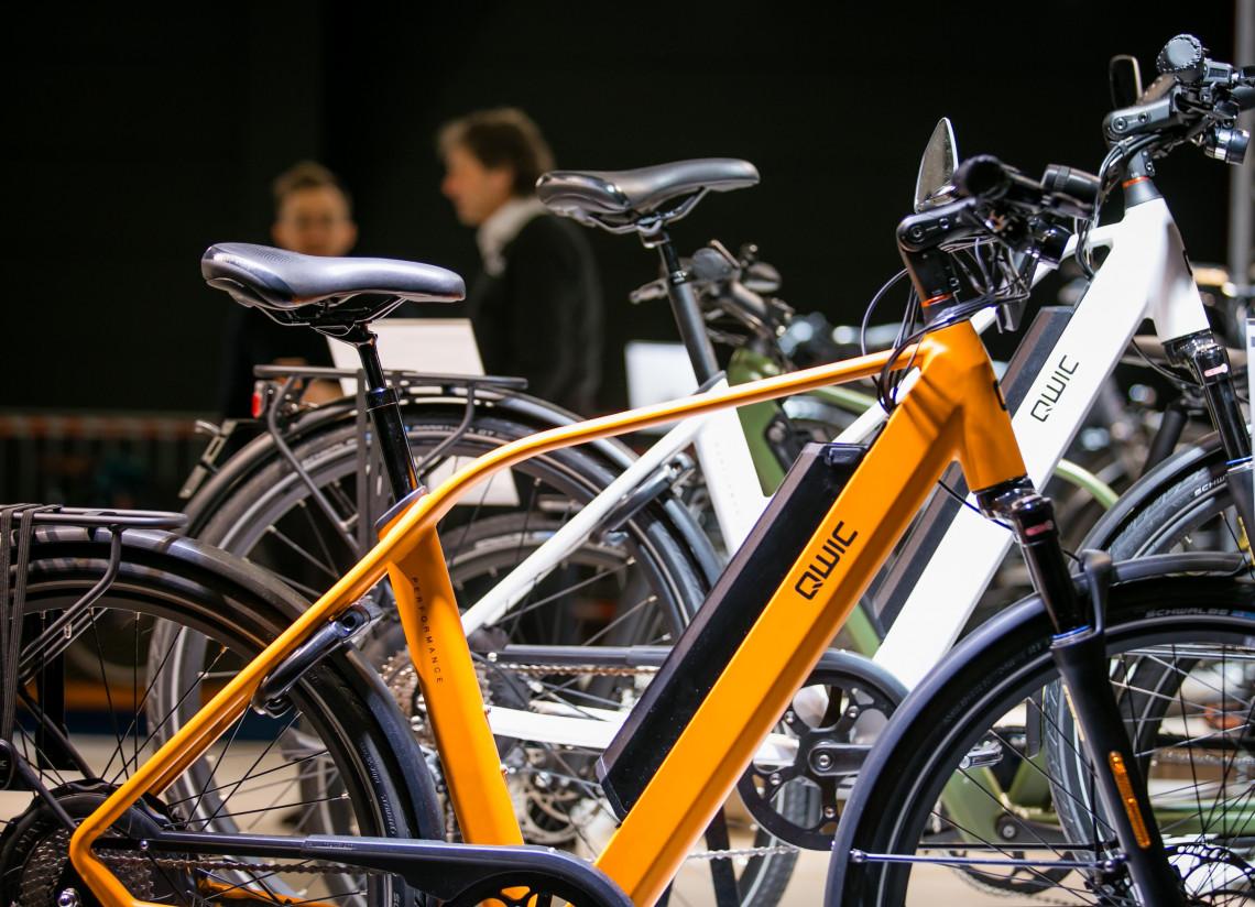 QWIC Event - E-bike Challenge
