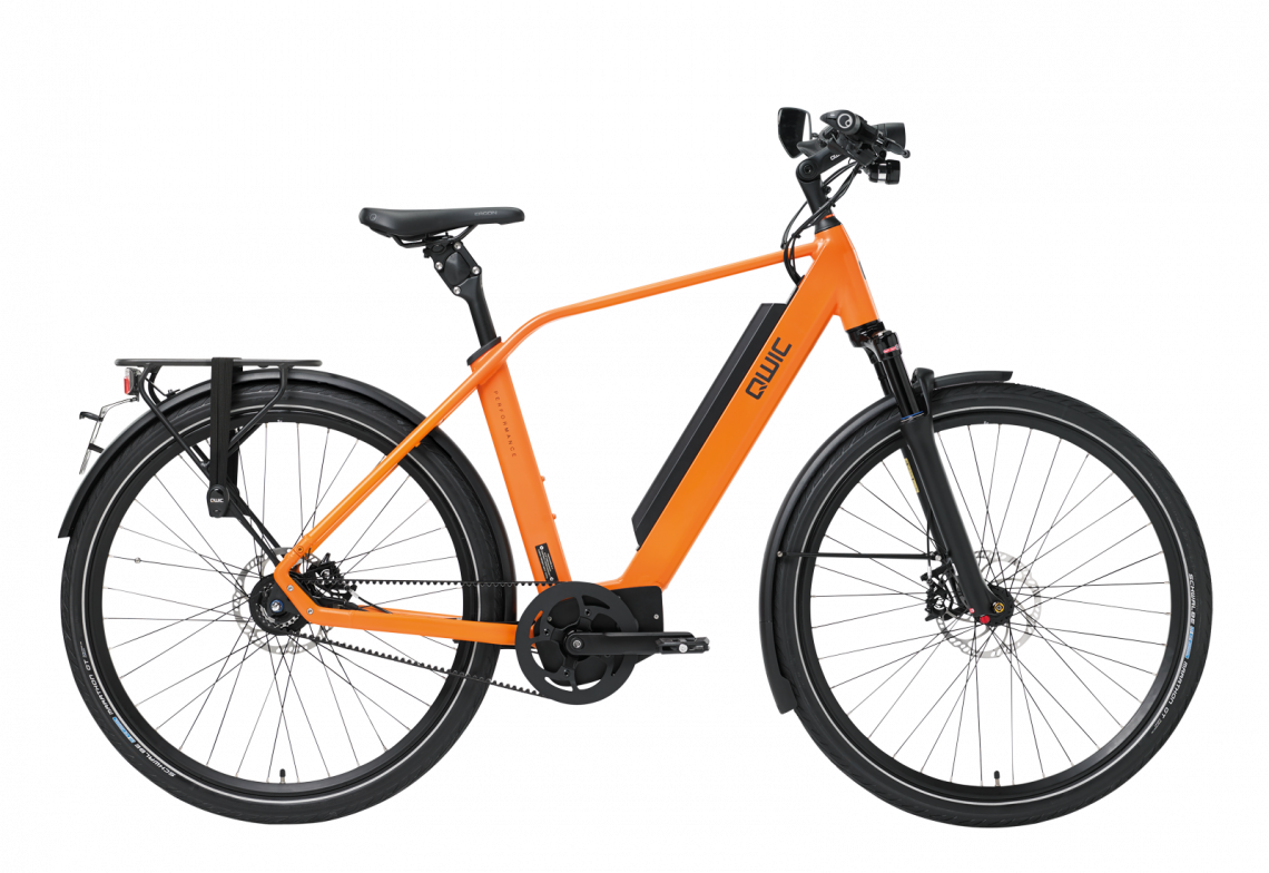 QWIC Performance MA11 Speed diamond frame color Dutch Orange