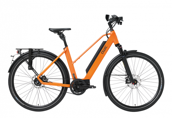 QWIC Performance MA11 Speed trapez frame color Dutch Orange